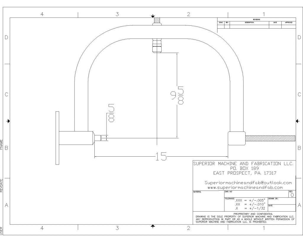 SMAF-004E-ANSI C Title Block
